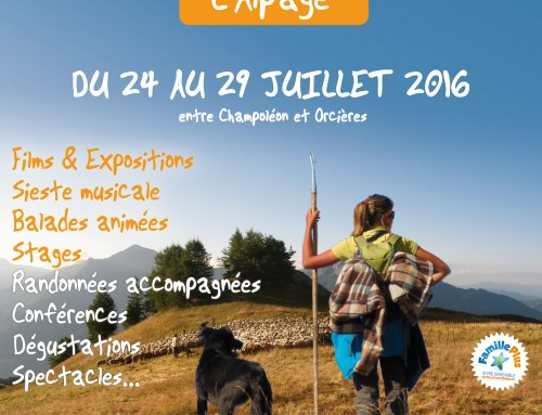 1er Festival de l'alpage