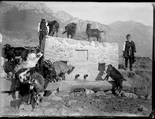 Albanie, montagnes secrètes (1900-1940)